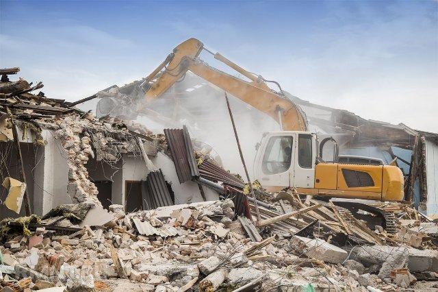 Снос и демонтаж зданий и сооружений
