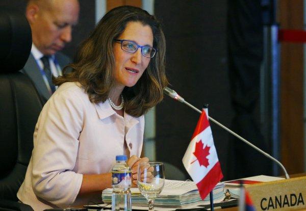 Доллар за доллар: Канада зеркально ответит на ввозные пошлины США