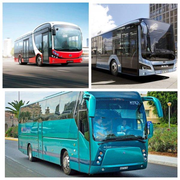Мосгортранс закупит почти 800 новых автобусов до конца 2018 года