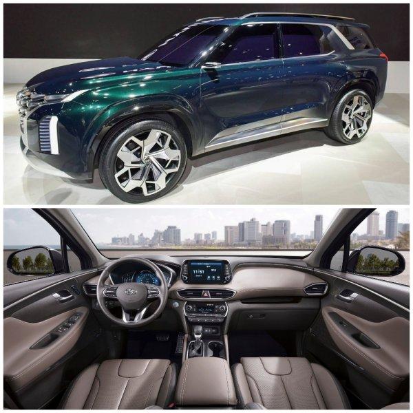 Флагманский внедорожник Hyundai Palisade может выйти на рынок России