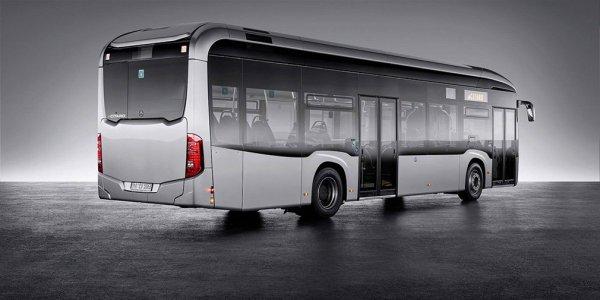 Mercedes представил новый электрический автобус eCitaro в Ганновере