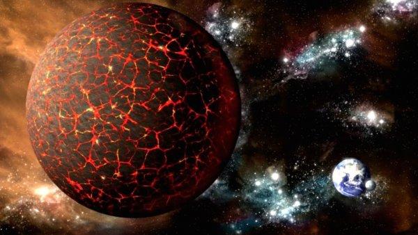 Загадочная планета-убийца приближается к Земле