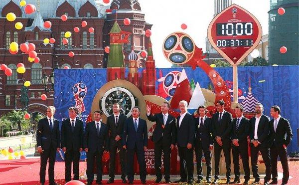 Обнародованы имена получивших прибыль на ЧМ-2018 олигархов