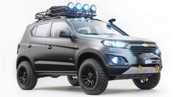 Эксперты: Четверть внедорожников Chevrolet Niva в России берут в кредит