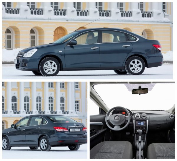 «АвтоВАЗ» прекратит сборку седана Nissan Almera в Ижевске в октябре