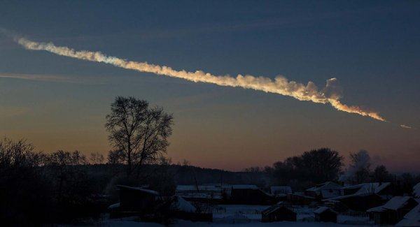 Ученый: Тунгусский метеорит носит земное происхождение