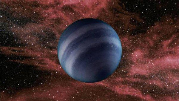 Астрономы открыли блуждающую гигантскую планету-электростанцию