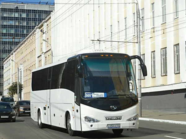 Ижевская компания намерена получить три автобусных маршрута в Ростове