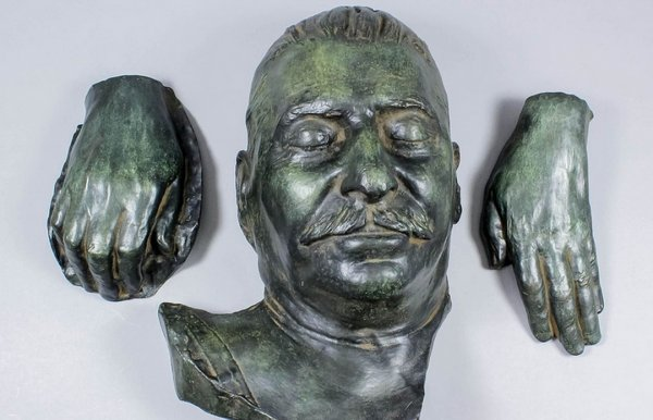 Посмертную маску Сталина продали на аукционе в Великобритании