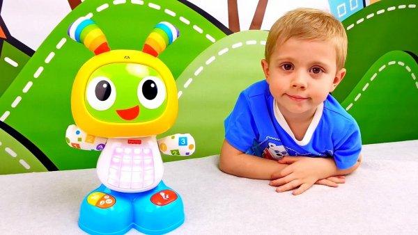 Из-за «умной» игрушки ребёнок может стать жертвой педофила