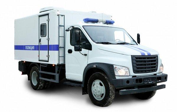 В Забайкалье заключенных перевозят в автомобилях с кроватями