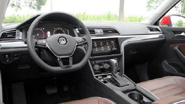 Представлено обновленное купе Volkswagen Lamando
