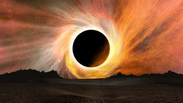 Физики нашли следы начальных черных дыр из «ранней» Вселенной