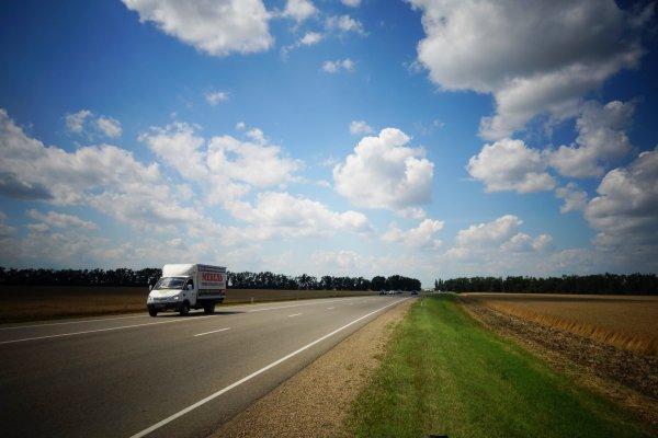 «Как НЛО»: «Следы инопланетян» возле трассы М4 «Дон» озадачили автомобилистов