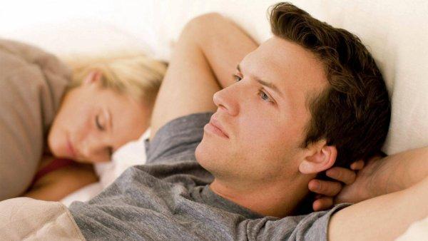 Ученые назвали причины потери сексуального желания у мужчин к женам