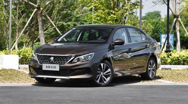 Обновленный Peugeot 408 будут предлать только с турбомоторами