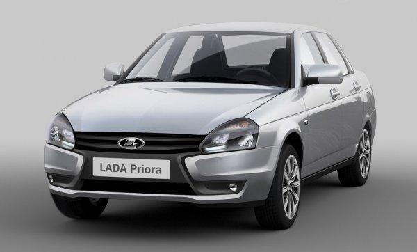 Среднестатистический россиянин может купить LADA Priоra за 7 месяцев