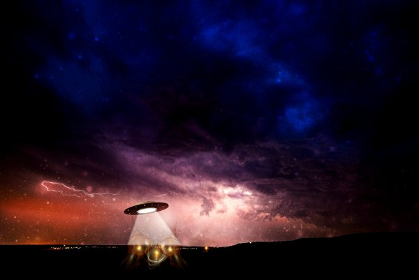 Составлен список семи мест, к созданию которых могли «приложить» руку пришельцы