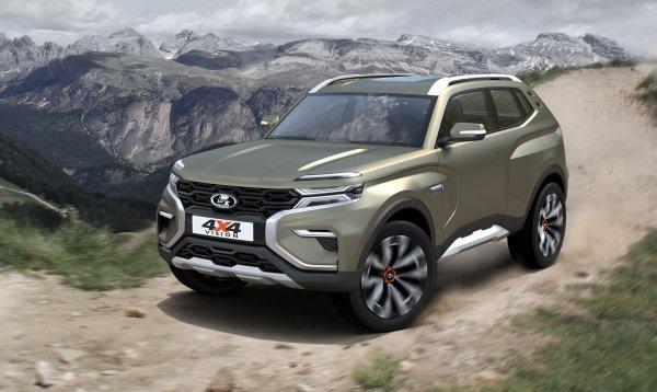 Цена комфорта: Новая LADA 4x4 будет дешевле Renault Duster только в «базе»