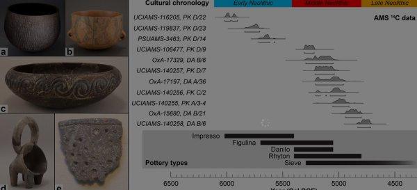 В Средиземноморье обнаружили старейшую в мире сыроварню из-за жира на керамике