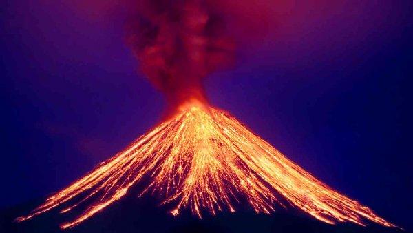 Ученые: Извержение вулкана уничтожило хоббитов на Земле