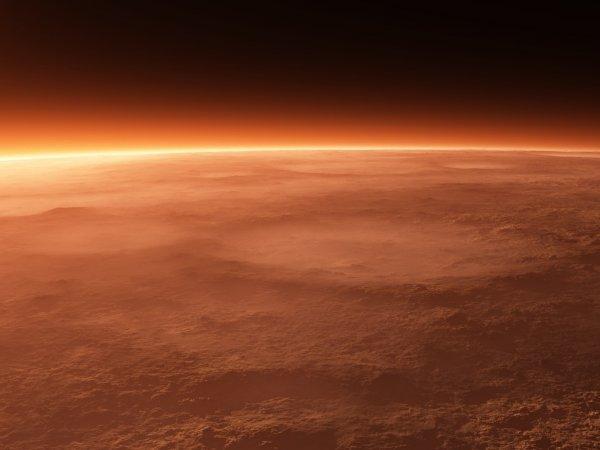 Волонтёры планируют полёт на Марс и детальное изучение планеты