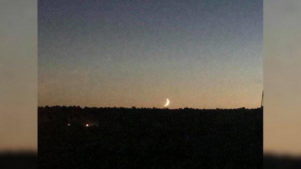 Жительница Челябинска увидела странные передвижения Луны