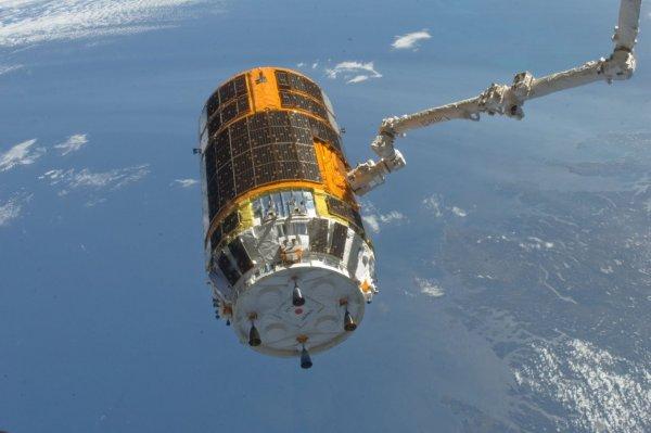 Прибытие «Конотори-7» на МКС снова откладывается на неопределённое время