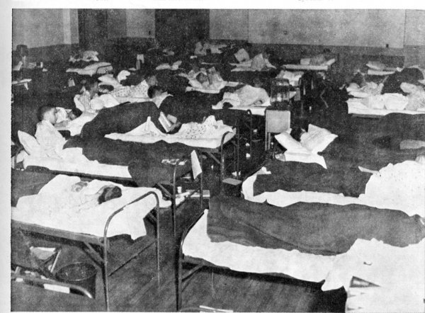 Пандемия гриппа 50-летней давности помогла в разработке вакцины против сильных вирусов