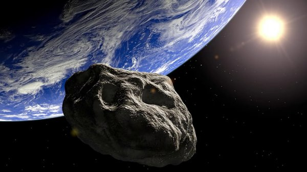Огромный астероид приблизиться на опасное расстояние к Земле