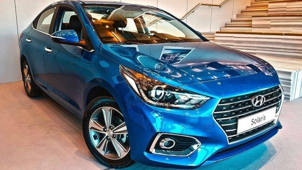 В сети рассказали о секретных опциях Hyundai Solaris