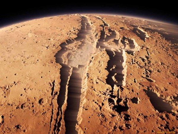 На Марсе найдена очень большая зона жизни