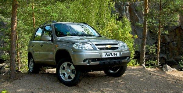 С 1 октября в России подорожает внедорожник Chevrolet Niva