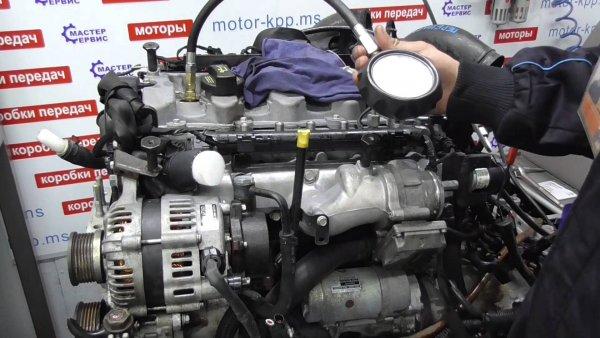 Проблемы с дизелем: Эксперты провели разбор двигателя Hyundai Santa Fe