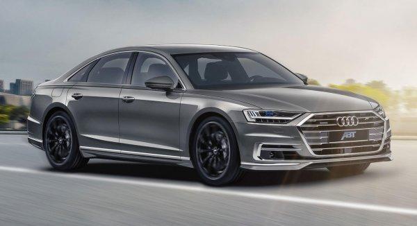 ABT Sportsline доработало седан Audi A8