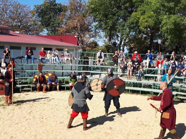 В Анапе состоится состязание по историческому фехтованию «Отвага и честь»