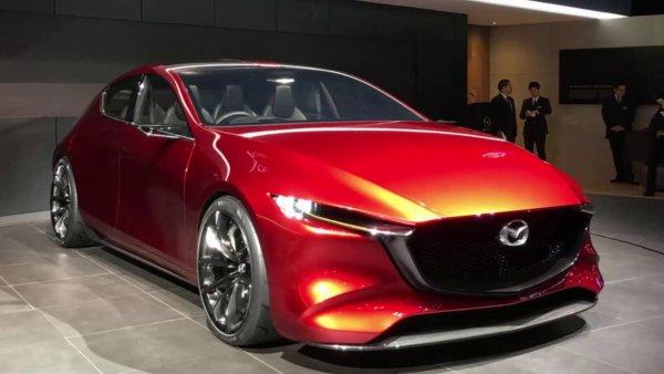 Новый Mazda 3 готовят к премьере