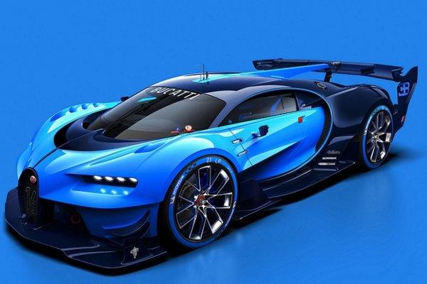 На автосалоне в Женеве представят экстремальный Bugatti Chiron