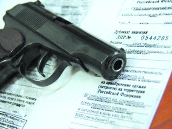 Росгвардия вынесла на рассмотрение поправки в правила хранения оружия