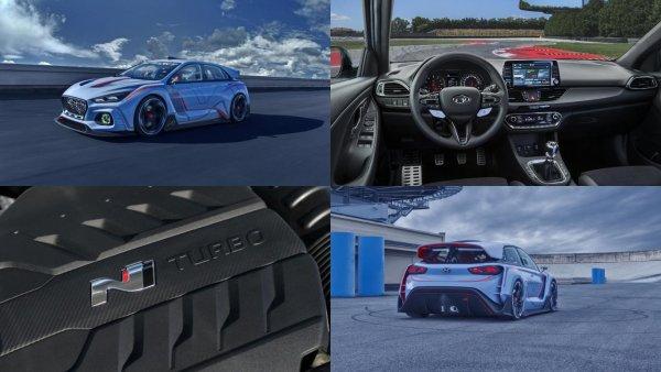 Hyundai заявила о разработке 350-сильного спорткара
