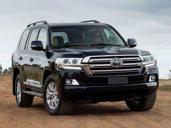 Японская легенда: Особенности и проблемы Toyota Land Cruiser раскрыл блогер