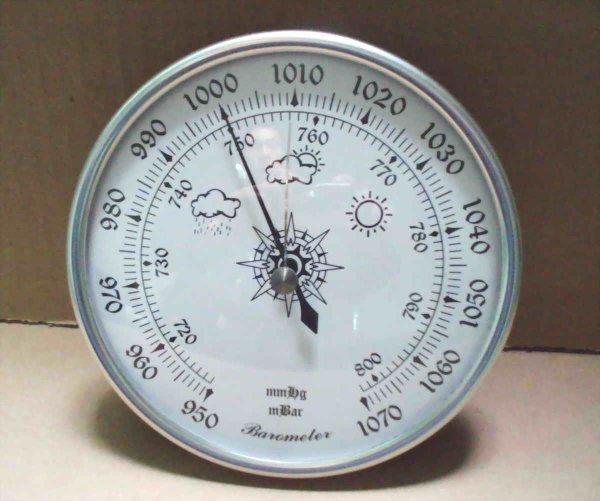 Эксперт рассказал, чем опасны перепады атмосферного давления для здоровья человека