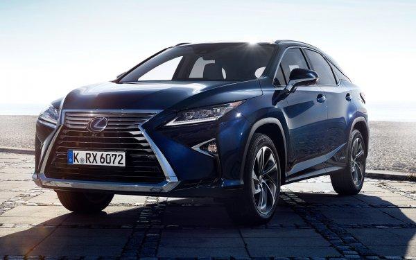 «Как угнать «Лексус»: О защите Lexus RX от кражи рассказал эксперт