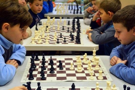 Тюменские школьники участвуют в шахматных турнирах
