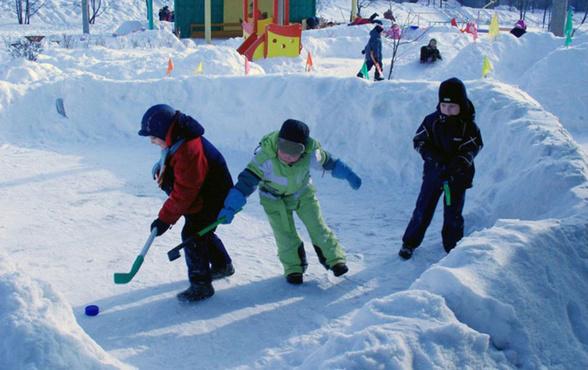 Зимой тюменцев ждут увлекательные традиционные игры