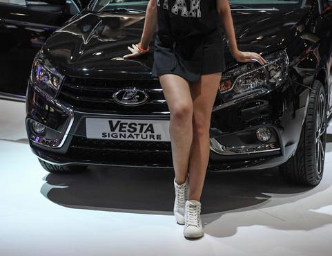 Lada Vesta неожиданно вошел в ТОП-50 самых продаваемых автомобилей в Европе