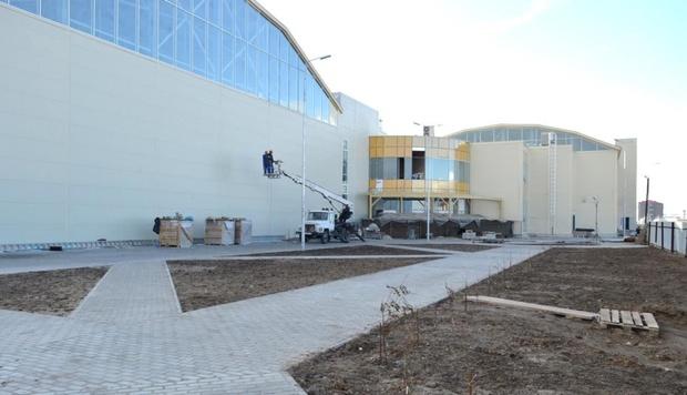 В поселке Коротчаево появится современный спортивный комплекс