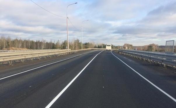 На трассе Екатеринбург – Тюмень откроют самую ожидаемую транспортную развязку