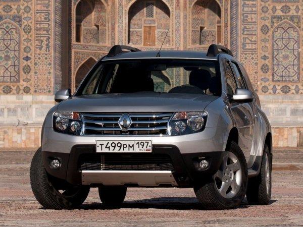 Не включается полный привод: Автомеханик рассказал о проблеме Renault Duster