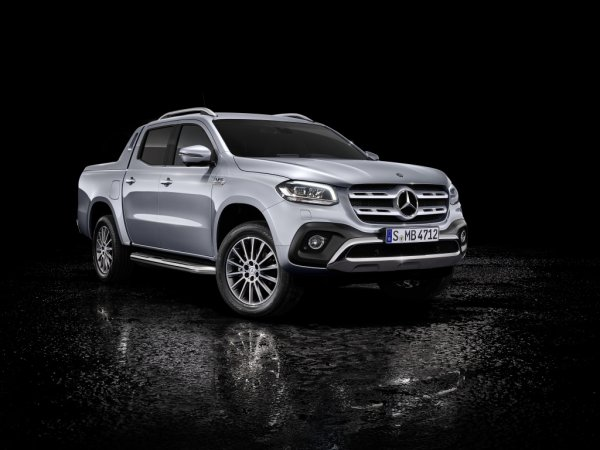 Представлен пакет доработок для Mercedes-Benz X-Class